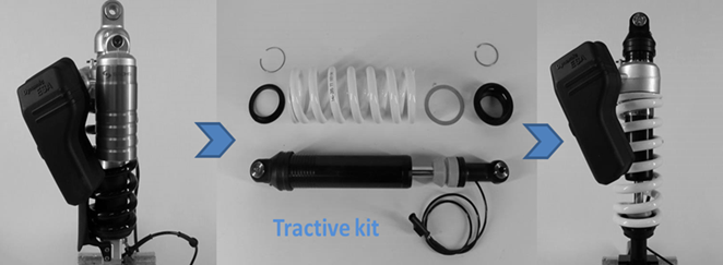 BMW ESA products – Tractive Suspension