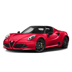 4C Coupe/Spider 2013-