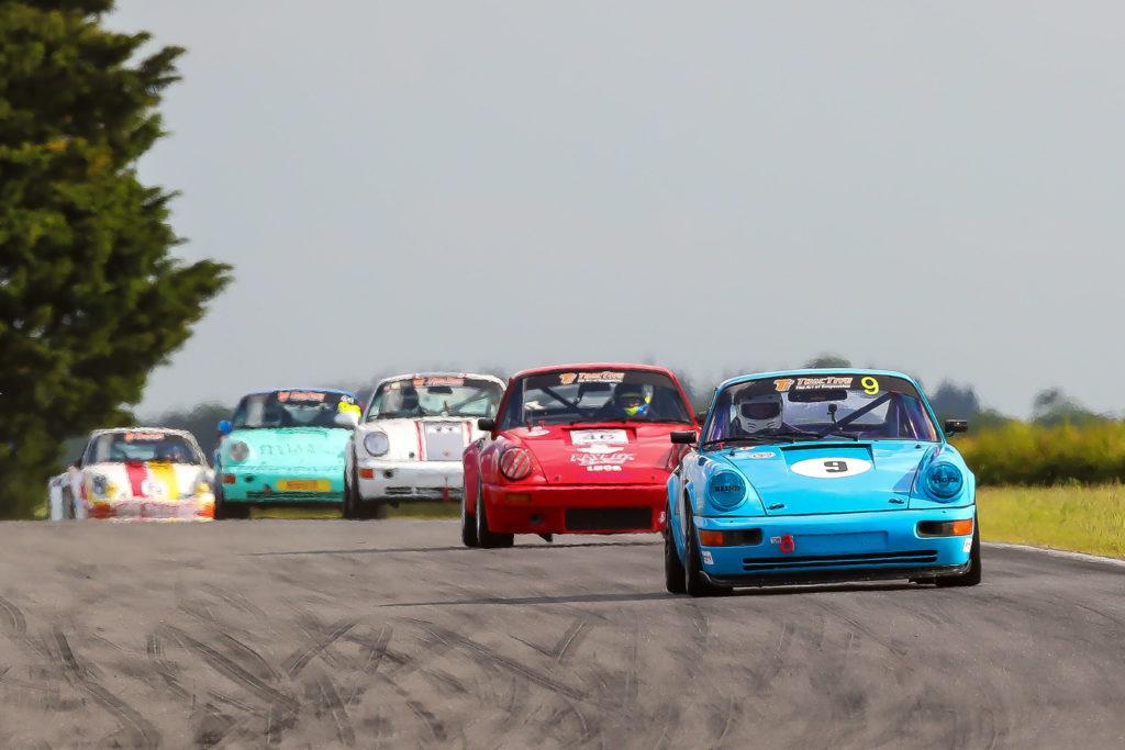 Porsche Club GB Motorsport's 911 Challenge